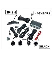 ПАРКИНГ СЕНЗОР система - 4 сензора цвят черен