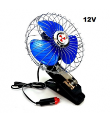 Вентилатор 6 инча 12V метален