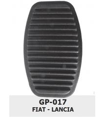 ГУМИЧКИ за педали -GP 017 -Fiat х 5бр. к-т
