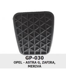 ГУМИЧКИ за педали -GP 030 -Astra G-H х 5бр. к-т
