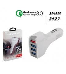 Зарядно за запалка 7A GSM бяло