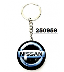 Ключодържател марка метален   Nissan