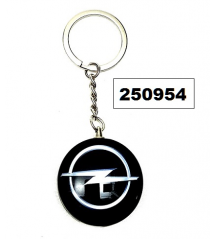 Ключодържател марка метален   Opel