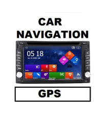 Мултимедия MP3 Двоен Дин  +  GPS