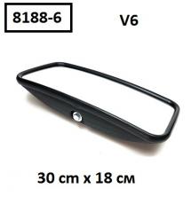 Огледало -V6 30х18см