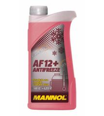 MANNOL ЧЕРВЕН АНТИФРИЗ Готов за употреба  до -40 °C AF12+ 1L