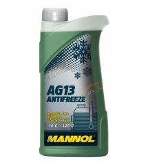 MANNOL ЗЕЛЕН АНТИФРИЗ Готов за употреба до -40°C AG13 1L