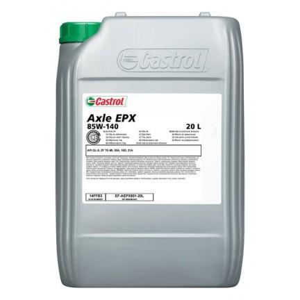 CASTROL EPX 85W140 AXLE 20L