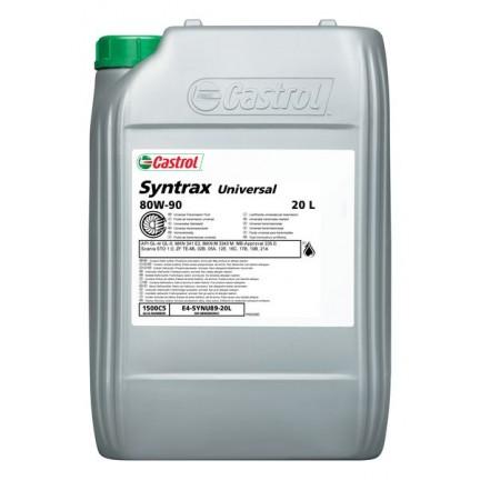 CASTROL SYNTRAX UNIV.80W90 20L
