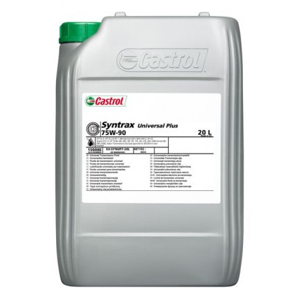 CASTROL SYNTRAX UP 75W90 20L