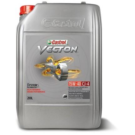 CASTROL VECTON 15W40 CJ-4 20L