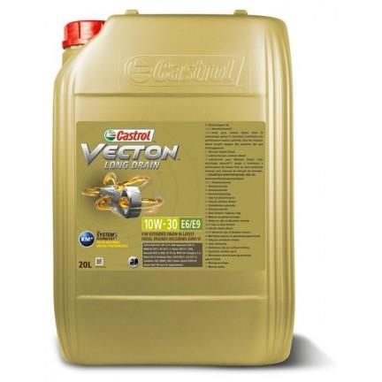 CASTROL VECTON LD 10W30 E6/E9 20L