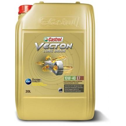 CASTROL VECTON LD E7 10W40 20L