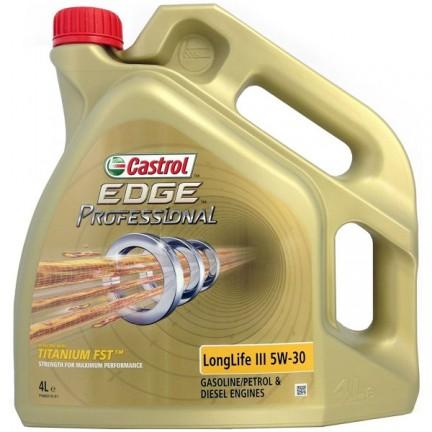 CASTROL EDGE PROF LL III 5W30 4L