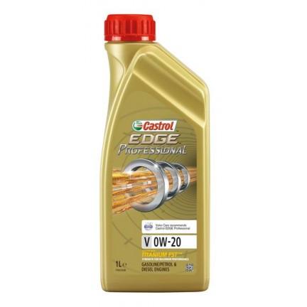 CASTROL EDGE PROF V 0W20 1L