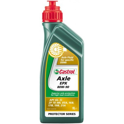 CASTROL EPX 80W90 AXLE 1L