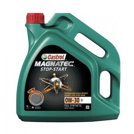 CASTROL MAGNATEC 0W30 D SS 4L