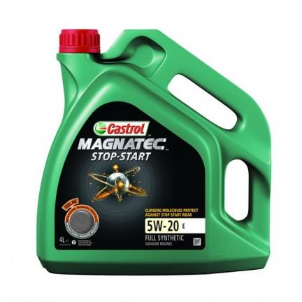 CASTROL MAGNATEC 5W20 E SS 4L