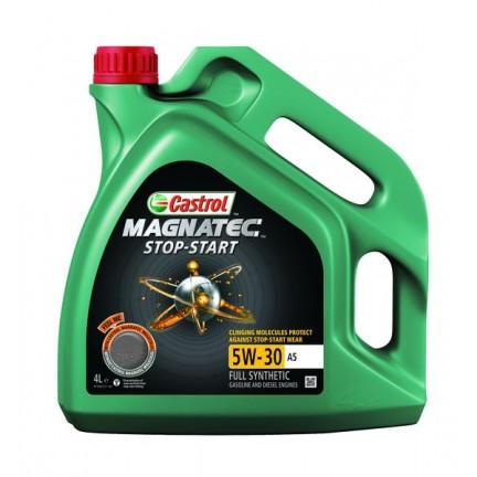 CASTROL MAGNATEC 5W30 A5 SS 4L