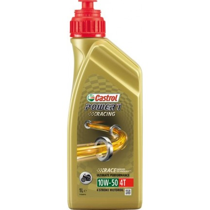 CASTROL POWER 1 RACING 1L 10W50
