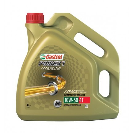CASTROL POWER 1 RACING 4L 10W50