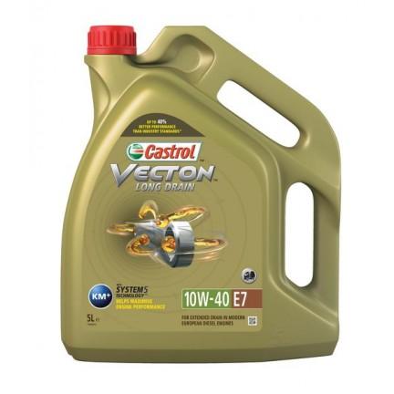 CASTROL VECTON LD E7 10W40 5L