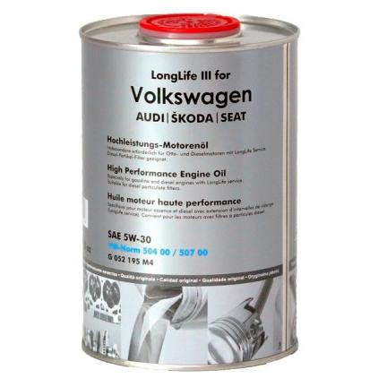 Audi / VW 5W30 1L