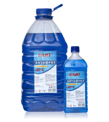 Течност за Чистачки Концентрат до - 60°C ELIT 1L